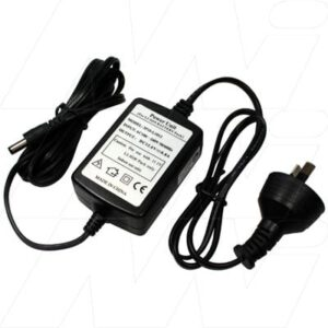 Lithium Ion & Lithium Ion Polymer Battery Charger 100-240VAC input 3 cell  with 21mm DC plug, Mst, 3P10-L1012-2.1mm