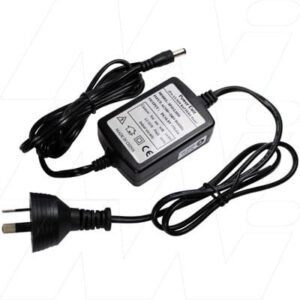Lithium Ion & Lithium Ion Polymer Battery Charger 100-240VAC input 4 cell  with 21mm DC plug, Mst, 3P10-L1016