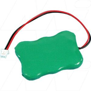 7.2V RBC 15mAh Button / Coin Battery Pack V15H/6-5D566 Laptop Nickel Metal Hydride - NIMH, Varta