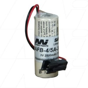 Lavatory Auto Flush Sensor Lavatory Battery 3V 2.5Ah Lithium Manganese Dioxide LiMnO2 AFB-4/5A-3-049