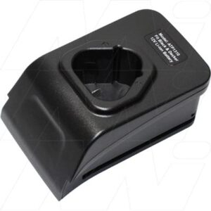 Power Tool Battery Adaptor Plate Black & Decker 12V LiIon for ACMTE Power Tool Battery Charger, Mst, ATP1310