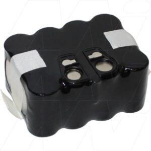 Robots JNB-XR210 Vacuum Cleaner Battery, 14.4V, 3.3Ah, Nickel Metal Hydride, BCID-YX-Ni-MH-022144