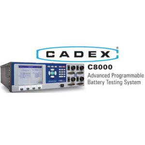 Cadex C8000 Advanced Progammable Battery Testing System, C8000