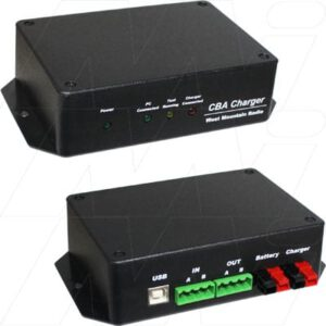 Charger for CBA IV West Mountain Radio Computerised Battery Analyser