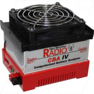CBA IV PRO West Mountain Radio Computerised Battery Analyser + Software calibration data and extra features
