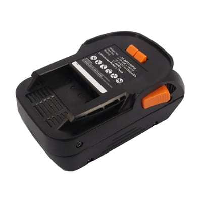 AEG BS 18C Power Tool Battery, 18.0V, 1500mAh, Li-Ion, ABS180PW