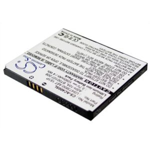Acer beTouch E400 Mobile Phone Battery 3.7V 1090mAh Li-Ion AC400SL