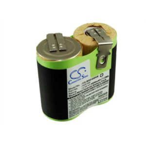 Black & Decker Classic HC 410E Vacuum Cleaner Battery 2.4V 3000mAh Nickel Metal Hydride BHC400VX