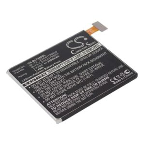 3.7V 2000mAh Optimus Vu BLT300SL Battery