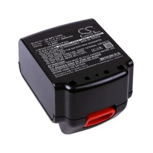 Black & Decker ASL146BT12A Power Tool Battery 14.4V 5000mAh Li-Ion BPL114PH