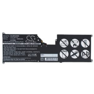 7.5V 3860mAh Sony VAIO Tap 11 BPS39NB Battery