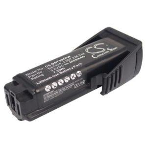 Borsch GSR Mx2Drive Power Tool Battery 3.6V, 2000mAh, Li-ion, BST504PW