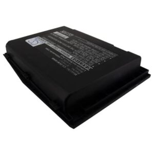DELL Alienware M18x Laptop Notebook Battery 14.8V 6400mAh Li-Ion x 12 DEM180NB