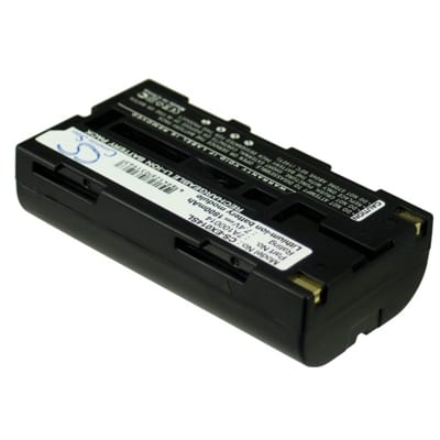 7.4V 1800mAh Extech dual port EX014SL Battery