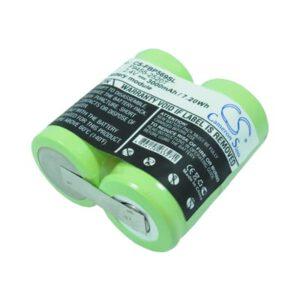 Fluke 474569 Multimeter / Equipment Battery, 2.4V, 3000mAh, Ni-MH, FBP569SL