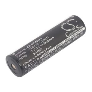 Inova T4 Specialised Torch Laser Battery 3.7V 2200mAh Li-Ion INT400FT