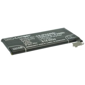 Apple iPhone 4G MP3 / MP4 / PMP Battery, 1420mAh, Li-Polymer, IPH440SL
