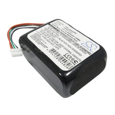 Logitech Squeezebox Radio Automation & Security Battery 12V 2000mAh Nickel Metal Hydride LSR533RC