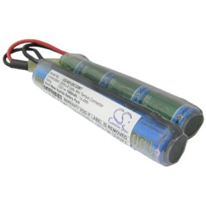 Airsoft Guns G36C Remote Control Battery Toy Battery 9.6V 1500mAh Nickel Metal Hydride NS120C32MT