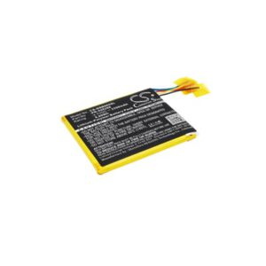3.7V 2350mAh Fuhu Nabi JR NSB005SL Battery