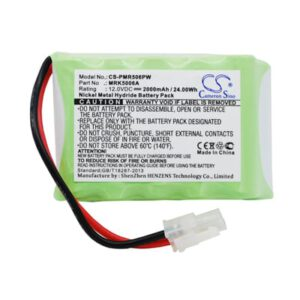 12.0V Robomow Perimeter Switch PMR506PW Battery