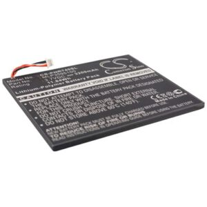 3.7V 3200mAh Pandigital Novel PNR740SL Battery