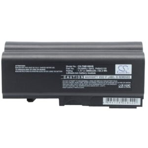 7.2V 8800mAh Toshiba NB100 TNB100HB Battery