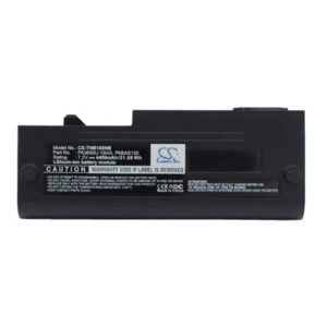 7.2V 4400mAh Toshiba NB100 TNB100NB Battery