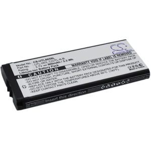 Ninetendo DSi LL Game Battery, 900mAh, Li-Ion, UTL003SL