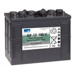 12V 120Ah Sonnenschein gf-h Range (dryfit traction block) SLA Battery, GF12105V