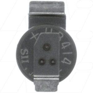 3V Button / Coin Consumer Lithium Rechargeable 0.3mAh, Seiko, HB414-II06E