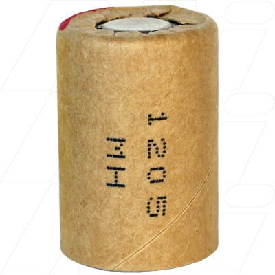 1.2V 4/5SC Nickel Metal Hydride - NIMH Industrial High Current Cylindrical Cell, 2.1Ah, Panasonic, HHR-200SCP