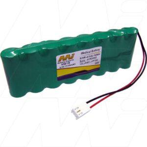 9.6V Arcomed Volumed uVP7000 Lite MB18 Battery