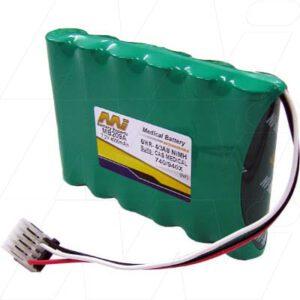 7.2V Cas Medical 740 / 940X vital MB209A Battery