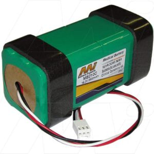 19.2V Clinical Dynamic AA SS-100A MB210C Battery