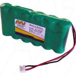 7.2V Criticare End-Tidal CO2 Monitor MB236 Battery