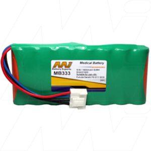 9.6V Fukuda Denshi FCP2155 ECG MB333 Battery