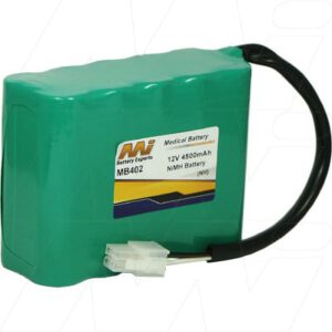 12V Huntleigh Smart Compact SC-750 MB402 Battery