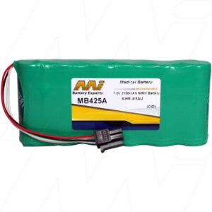 7.2V Aspect BIS Monitor A-2000 MB425A Battery