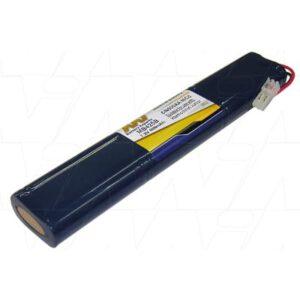7.2V Aspect BIS Monitor A-2000 MB425B Battery