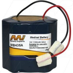 12V Horwell Neurothesiometer MB435A Battery
