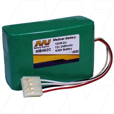 KCI Medical Ltd Freedom V.A.C. Pump 320014 Medical Battery, 12V, 2450mAh, NiMH, Mst, MB462C
