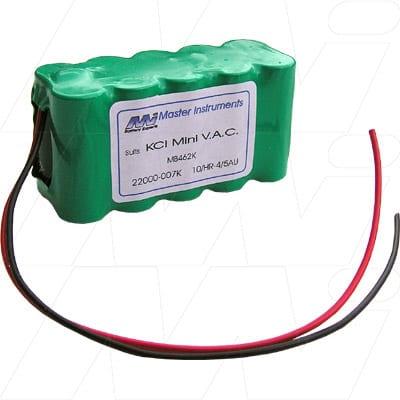 KCI Medical Ltd mini-V.A.C. Medical Battery, 12V, 2150mAh, NiMH, Mst, MB462K