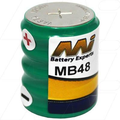 Agilent Technologies 8026B Fetal Monitor Medical Battery, 6V, 250mAh, NiMH, Mst, MB48