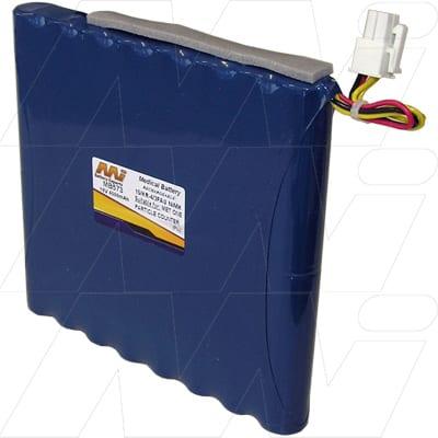 MET ONE 3315 Medical Battery, 18V, 4500mAh, NiMH, Mst, MB573