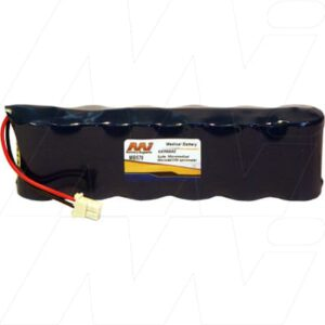 Micromedical Microlab ML3300 spirometer Mk2 (Serial No:2000+) Medical Battery, 7.2V, 600mAh, NiCd, Mst, MB576