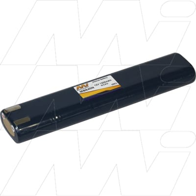 Allersearch Nebuliser Forte Traveller Medical Battery, 12V, 1300mAh, NiCd, Mst, MB640N