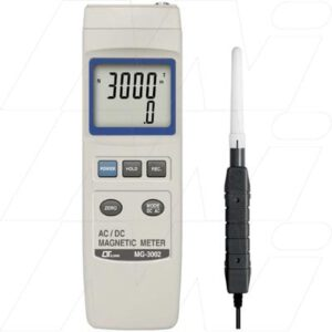 Lutron Electronic Test Meters - AC/DC Magnetic Meter, MG3002