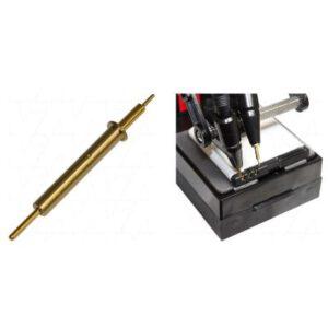Cadex Gold Thin Pin Contact for Cadex Rigid Arm Adaptors, Rigid Arm Gold Thin Pin