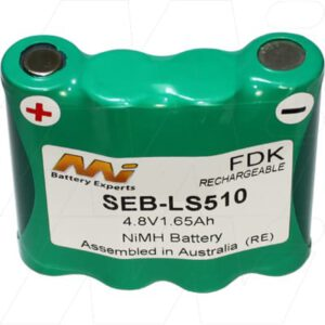 Spot On LS501 Laser Level Kit Survey Equipment Battery, 4.8V, 1.65Ah, NiMH, SEB-LS510